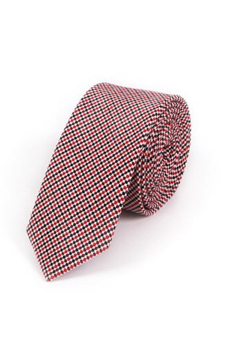 The Little Link Cufflinks red Apple Cotton Tie TH089AC85EOSSG_1