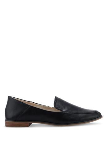 Keddo 黑色 Alia 樂福鞋 2355DSH3E6F8AAGS_1