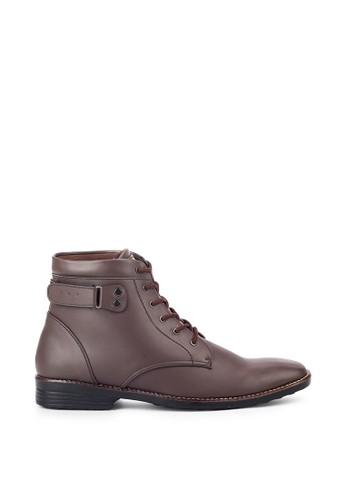Navara brown Navara Street Boots Brown 37B03SHEC706EFGS_1