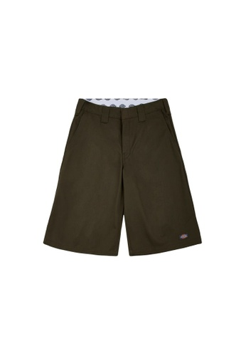 Dickies Dickies Twill Shorts DK006825MGR E030CAAF72BED1GS_1
