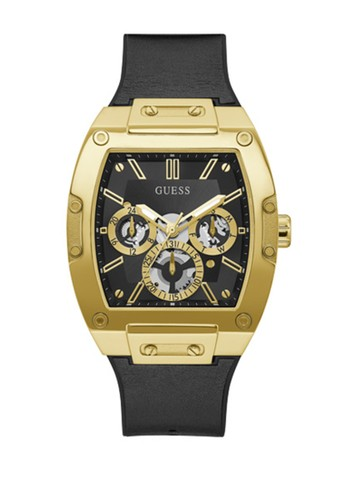 Guess Watches black and gold Casual Watch 0BC8DACCB3D9C0GS_1