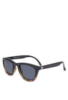 09fae2cda4 Sunski black Manresa Black Tortois Slate Sunglasses 8C961GLD4A6208GS 1
