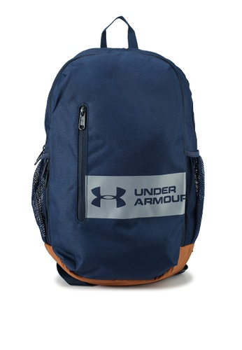Under Armour navy UA Roland Backpack 51813AC7519AFDGS_1