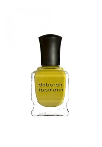 Deborah Lippmann yellow I Wanna Be Sedated DE207BE64WULSG_1