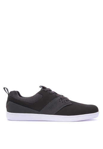 Fila grey Todd Sneakers 3C9DCSH754EE4AGS_1