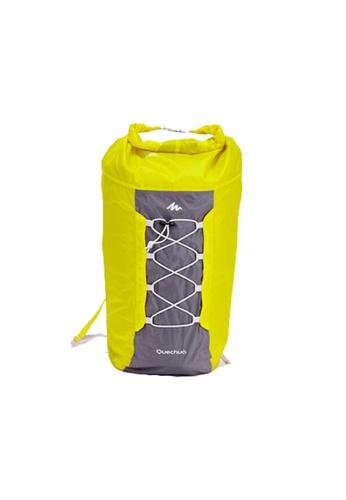 84df85b8a38d B D Tech yellow Decathlon Quechua Arpenaz 20L Ultra Comfort Waterproof  Backpack BD517AC39XVGPH 1. CLICK TO ZOOM