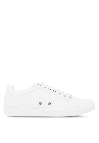 ALDO white Berty Sneakers C180BSH5BDAC75GS_1