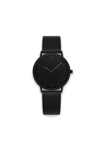 PLAIN SUPPLIES black Blackout 36 – Black Leather F896EAC0E6D2B9GS_1