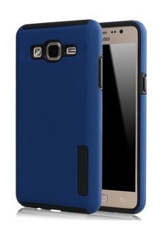 Dual Pro HardShell Case with Impact Absorbing Core for Samsung Galaxy J51 (J5 2 16
