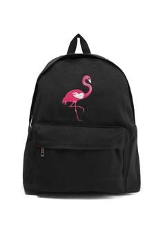 harga Flamingo Backpack Zalora.co.id