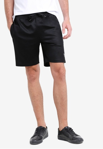 Factorie black Troupe Shorts FA880AA39YHKMY_1