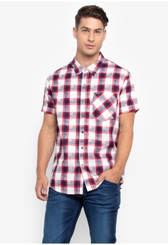 9bd97a051e8 Shop Wrangler Shirts for Men Online on ZALORA Philippines