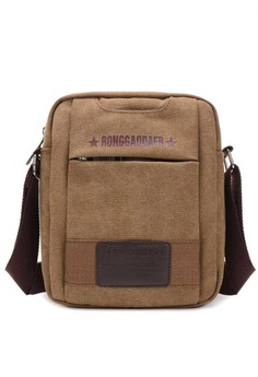 6845be836a3 Lucky JX brown Ronggaodaer Crossbody Bag 71403ACBE110D0GS_1