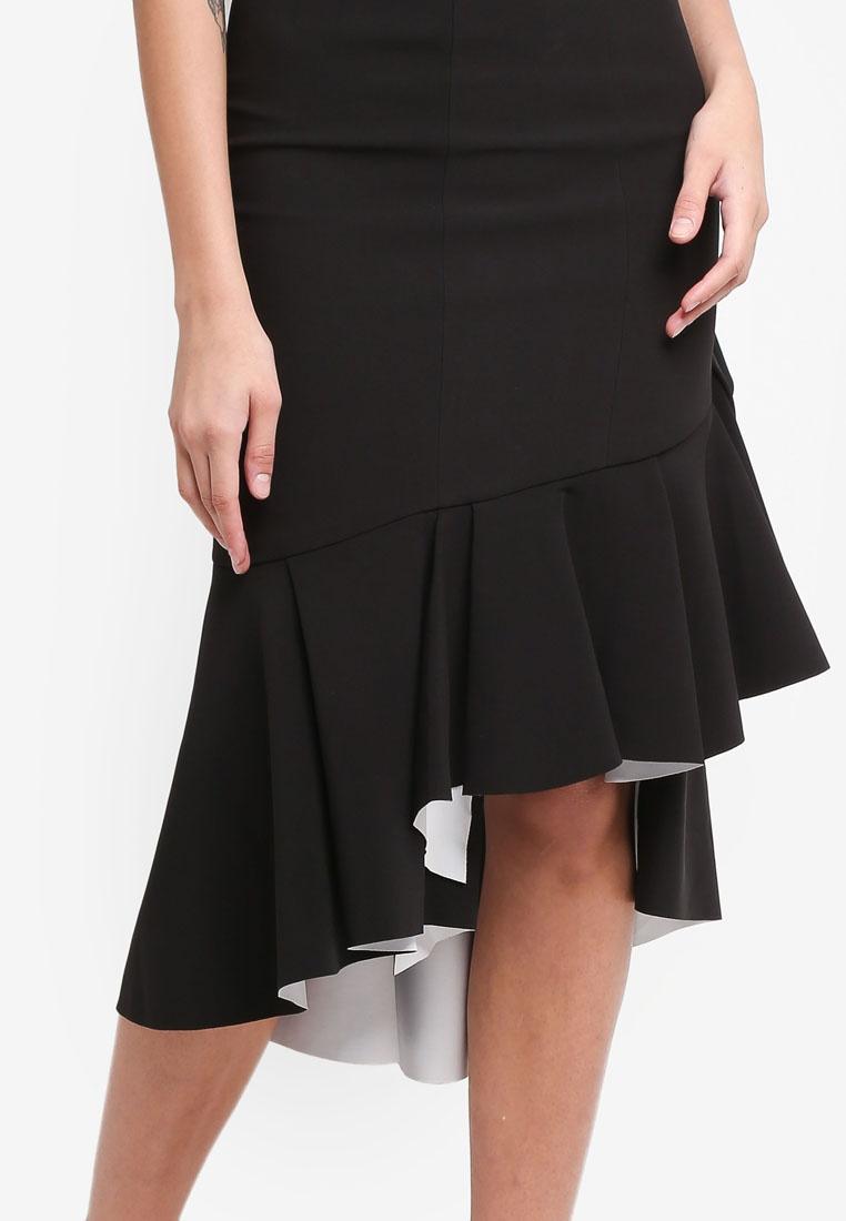 Skirt Bardot Bonded Kiki Kiki Bonded Skirt Black Bardot B6Y1zq