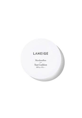 Laneige Marshmallow Sun Cushion SPF50+ PA+++ 12g LA873BE12DYXSG_1