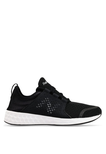 New Balance black Fresh Foam Cruz Sport Shoes 6CA4FSHA91B5BDGS_1