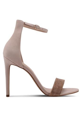 ALDO pink Kedurith Heeled Sandals 9A6F4SH0A15115GS_1