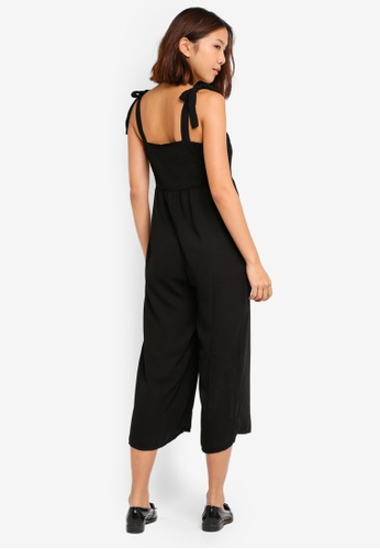 681ed280631 Buy Cotton On Woven Alexa Strappy Jumpsuit Online on ZALORA Singapore
