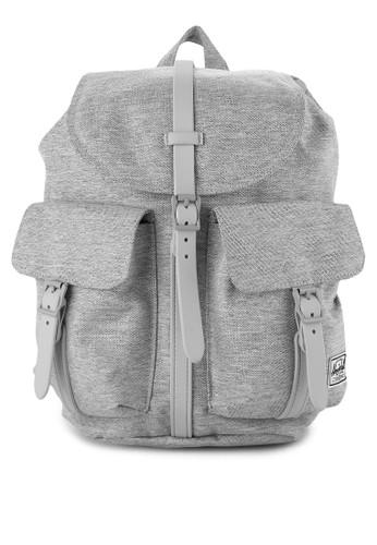 Herschel grey Dawson X-Small Backpack 1D552ACDB83A35GS_1