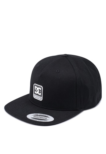 a6707365ab6 DC Shoes black Snapdragger Cap 057B6ACDAE6021GS 1
