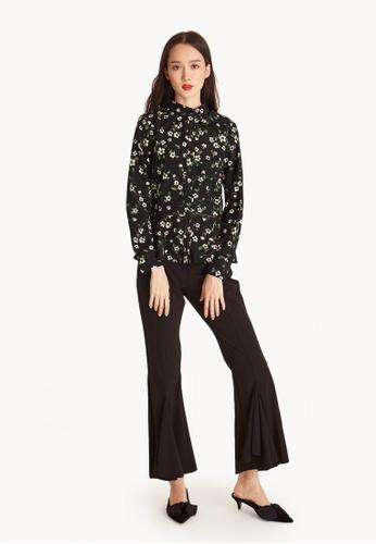 Pomelo multi Candice Flounce Shirt - Floral 796CDAAD58C609GS_1