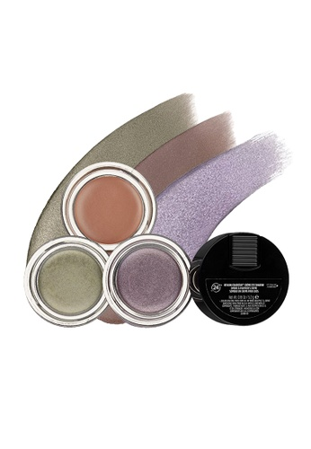 Revlon brown and green and purple ColorStay™ Crème Eye Shadow Set 4 (715 Expresso/ 740 Black Currant/ 735 Pistachio) RE737BE0FUT9SG_1