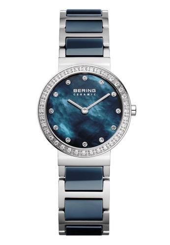 Bering silver Ceramic 10729-707 Blue 29 mm Women's Watch D05D3ACABE94D3GS_1