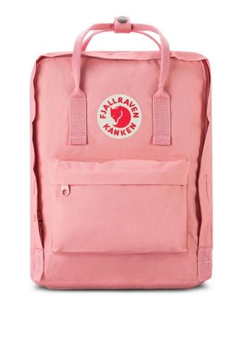 Fjallraven Kanken pink Pink Kanken Classic Backpack FJ859AC03XSESG_1