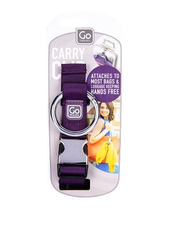 Go Travel purple CARRY CLIP 93BF1AC4417298GS_1