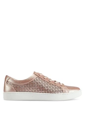 ALDO silver Olallie Sneakers 9A27ASHF4898E6GS_1