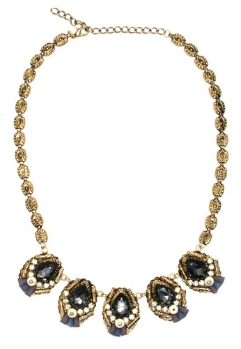 Istana Accessories gold Kalung Andara Etnik Fashion Necklace 9228AAC0C40417GS_1