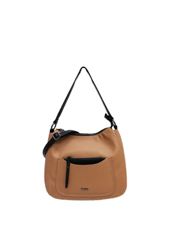 SEMBONIA SEMBONIA BI-COLOUR SHOULDER BAG 94645AC0AECA92GS_1