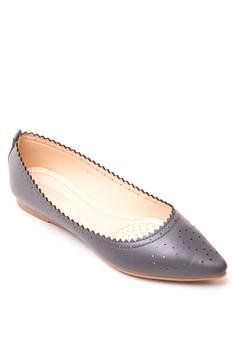 Mayne Ballet Flats