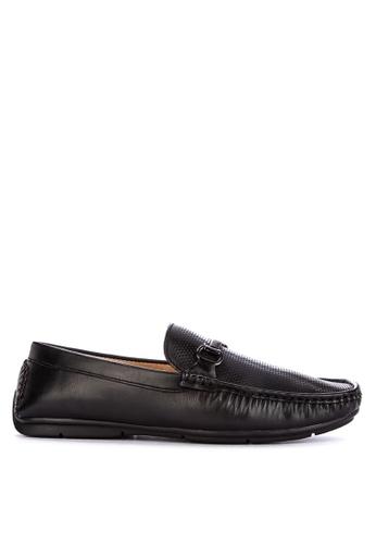 Mendrez black Marven Loafers BB3A8SHB1C2451GS_1