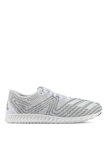 adidas white adidas aerobounce pr training shoes AD372SH0SUO1MY_1
