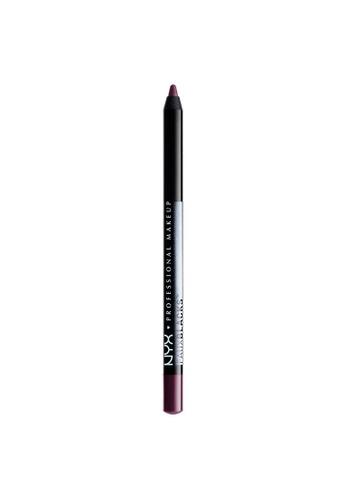 NYX Professional Makeup purple NYX Professional Makeup Faux Blacks Eyeliner - BLACKBERRY 010C9BEFEF879AGS_1