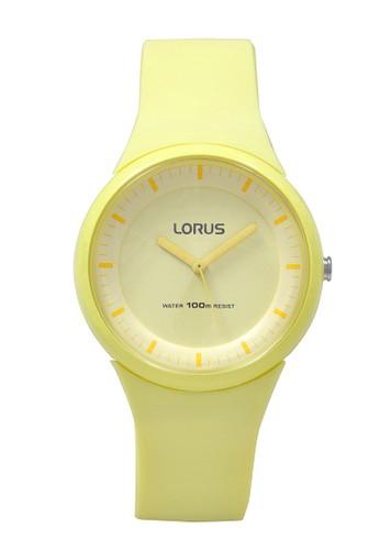Lorus yellow LORUS Jam Tangan - Yellow - Silicon - RRX29FX9 A6886AC00A5510GS_1