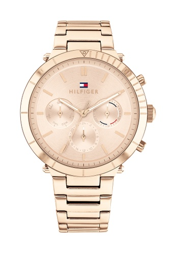 Tommy Hilfiger gold Tommy Hilfiger Rose Gold Women's Watch (1782347) 1FCDAACFA1CD68GS_1