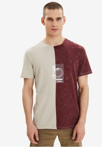 Trendyol red Printed T-Shirt 0218CAAA38301DGS_1