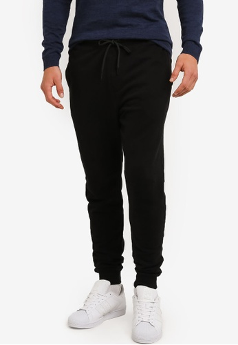 Cotton On 黑色 Trippy Slim Trackie Pants CO372AA0RK4TMY_1