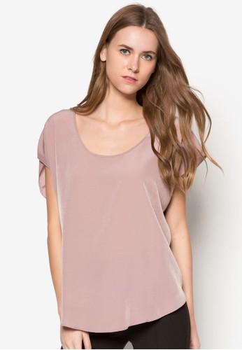 Dusty Pink Batwizalora 男鞋 評價ng Top, 服飾, 上衣