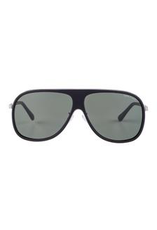 1a502f4ef786 TOM FORD Chris Aviator Black Sunglasses TF462 TO545AC25JGOMY 1