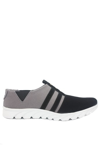 Dr. Kevin black Dr. Kevin Men Casual Shoes 13346 - Black/Grey 59024SH2443091GS_1