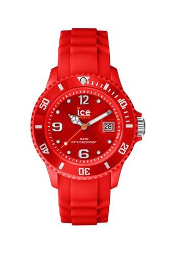 Ice Forever 永恆矽膠中性圓錶, 錶類, 飾esprit 台北品配件
