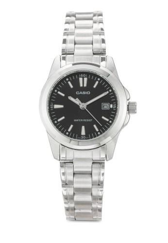 LTP-1215A-1A2esprit台灣官網DF 不銹鋼圓錶, 錶類, 飾品配件