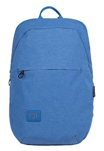 Caterpillar Bags & Travel Gear blue Mono Mod Backpack CA540AC09DCOHK_1