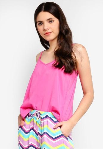 Supre pink Cotton Sleep Cami Top DB871AAB37E3E5GS_1