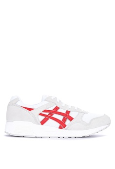 new style 9625f 78dd0 ASICSTIGER white Lyte-Trainer Sneakers 4F08ASH1B1D77EGS 1