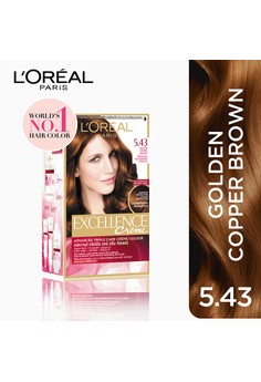Excellence Pro-Keratin Dark Golden Copper