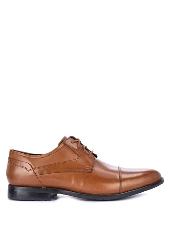Rockport brown Sp2 Cap Blucher Formal Shoes 820E9SH31F698CGS_1